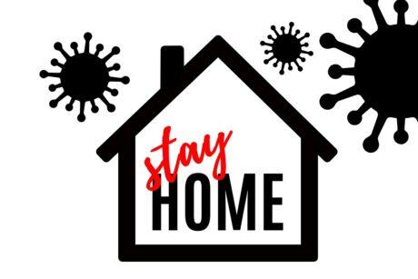 social distancing, house, corona, coronavirus